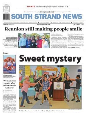 Media Scan for South Strand News