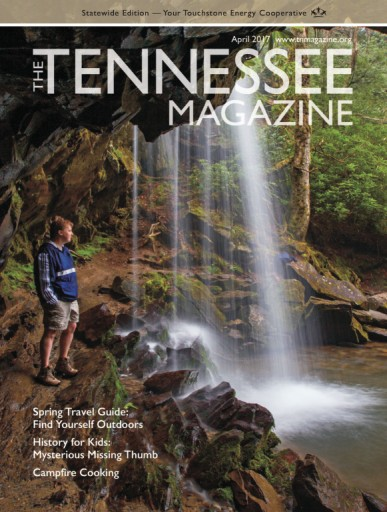 Media Scan for The Tennessee Magazine
