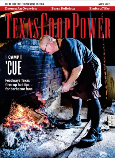 Media Scan for Texas Co-Op Power
