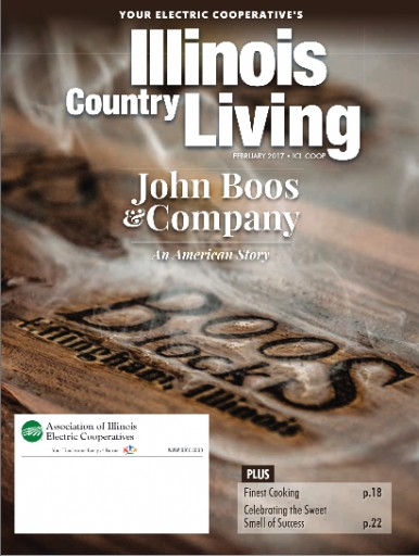 Media Scan for Illinois Country Living