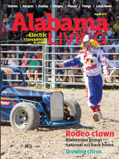 Media Scan for Alabama Living