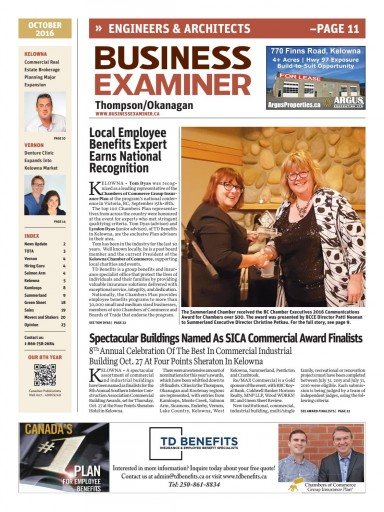 Media Scan for Business Examiner