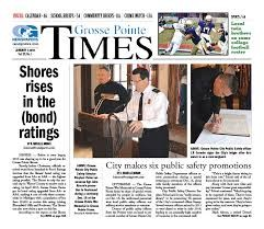 Media Scan for Grosse Pointe Times