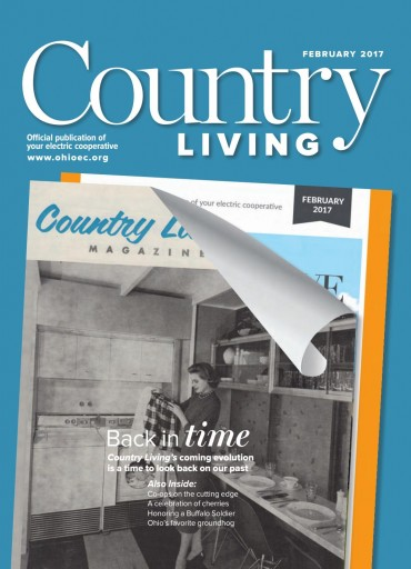 Media Scan for Country Living (OH)