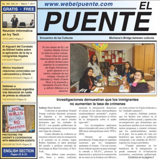 Media Scan for El Puente - Elkhart