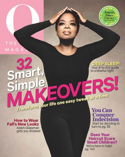 Media Scan for O, The Oprah Magazine