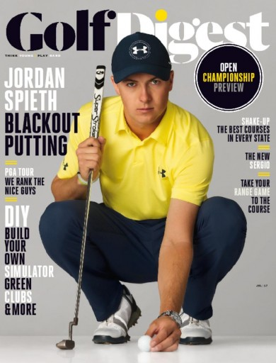Media Scan for Golf Digest Magazine