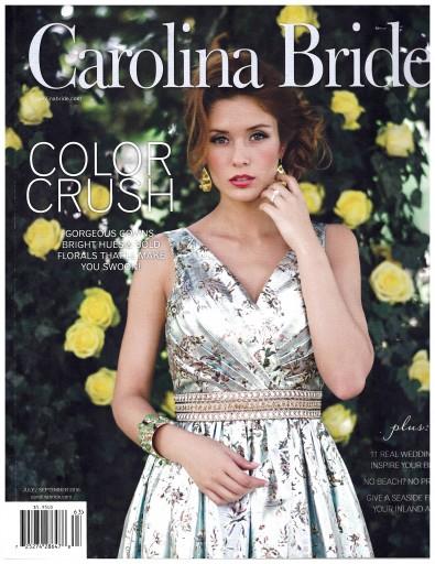 Media Scan for Carolina Bride Magazine