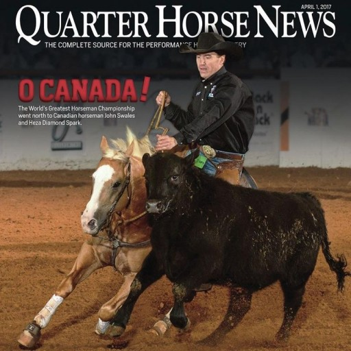 Media Scan for Quarter Horse News