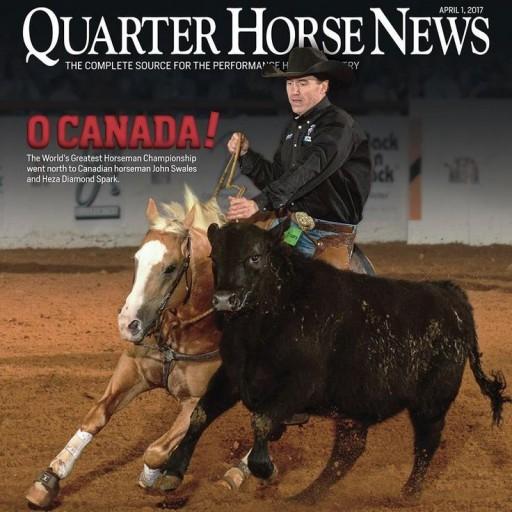 Media Scan for Quarter Horse News