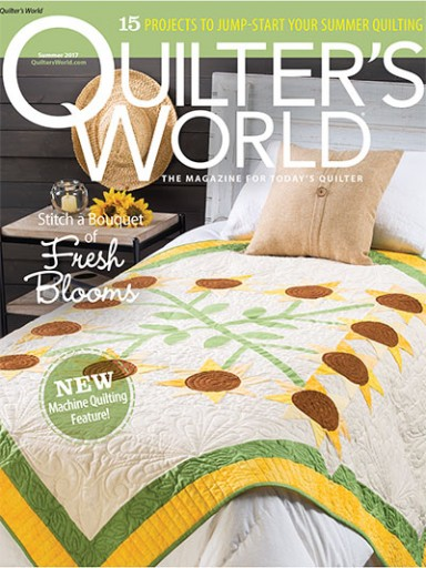 Media Scan for Quilter's World