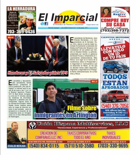Media Scan for El Imparcial - Arizona