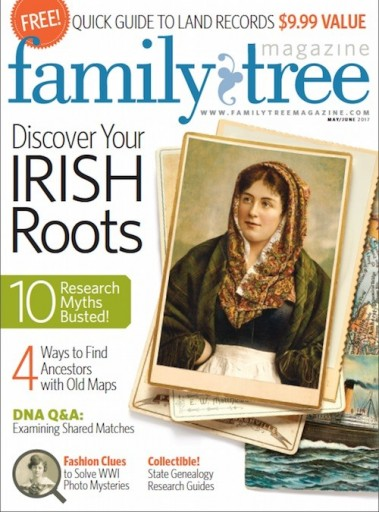 Media Scan for Family Tree Magazine