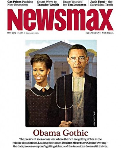 Media Scan for NewsMax