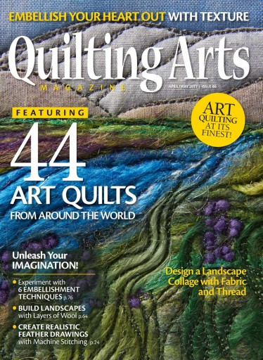 Media Scan for Quilting Arts