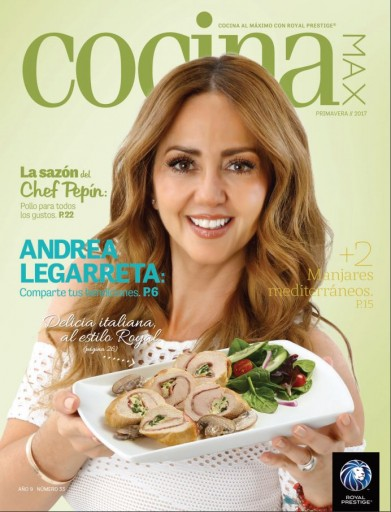 Media Scan for Cocina Al Maximo