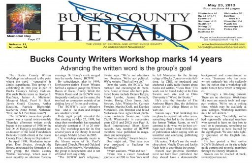 Media Scan for Bucks County Herald