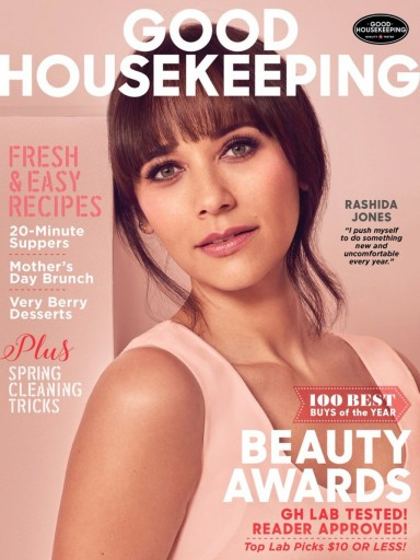 Media Scan for Good Housekeeping