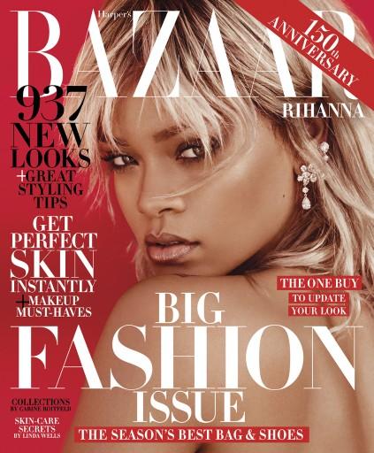 Media Scan for Harper's Bazaar