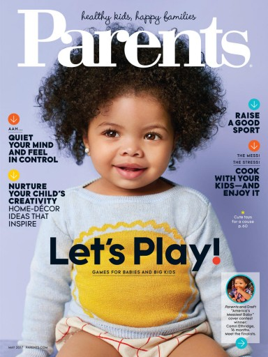 Media Scan for Parents Magazine Polybag Onserts