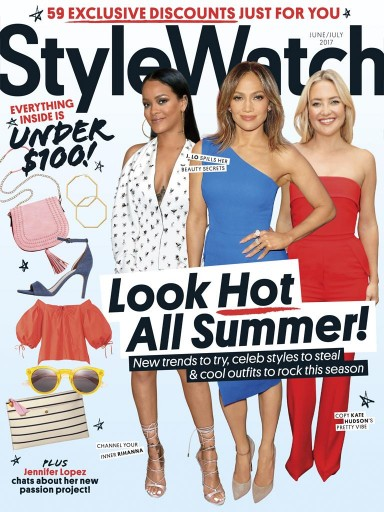 Media Scan for People Style Watch