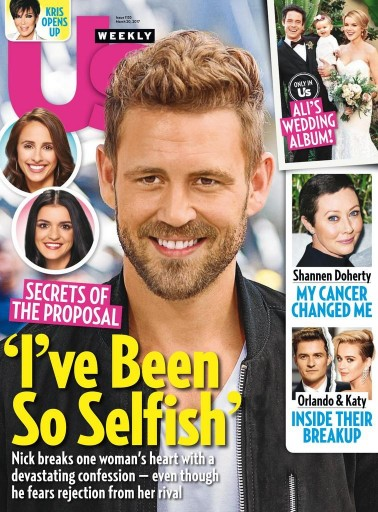 Media Scan for Us Weekly