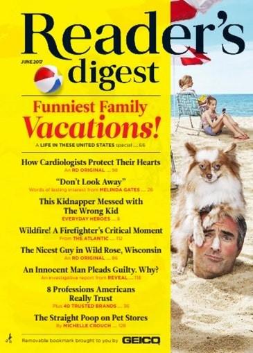 Media Scan for Reader's Digest Large Print