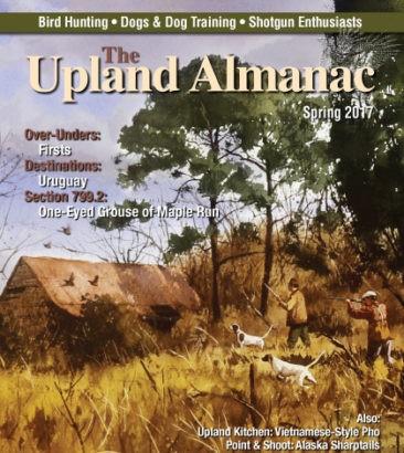 Media Scan for Upland Almanac