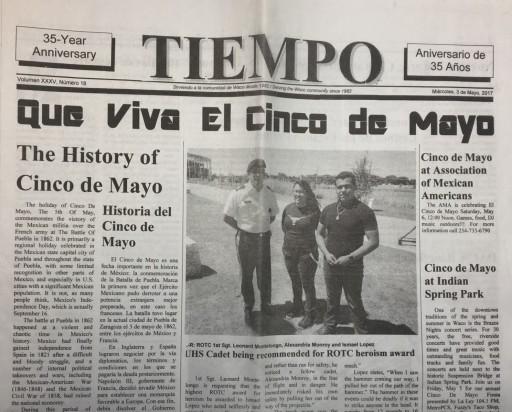 Media Scan for Tiempo - Waco