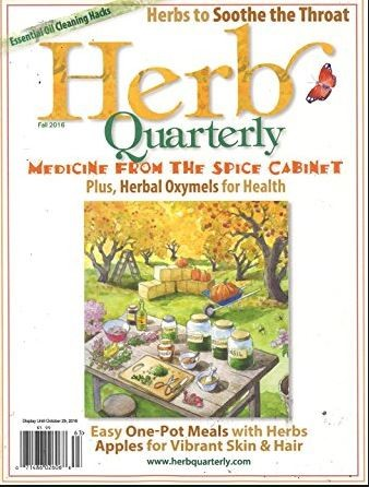 Media Scan for The Herb Quarterly