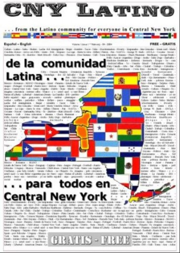 Media Scan for CNY Latino- New York