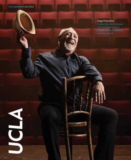 Media Scan for UCLA Magazine