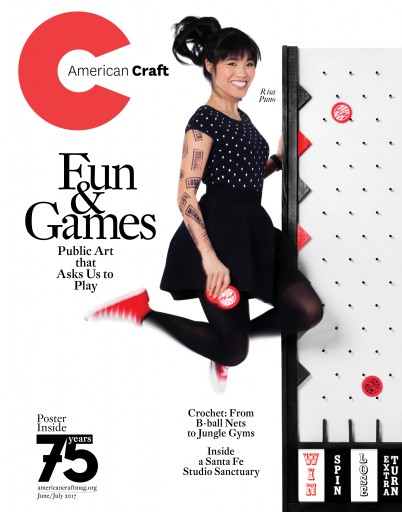 Media Scan for American Craft Magazine