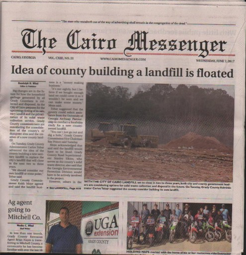 Media Scan for Cairo Messenger