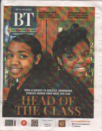 Media Scan for Birmingham Times