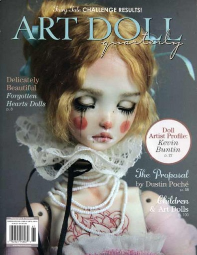Media Scan for Art Doll Quarterly
