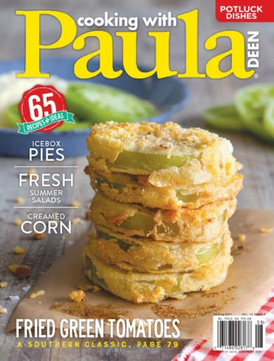 Media Scan for Cooking with Paula Deen