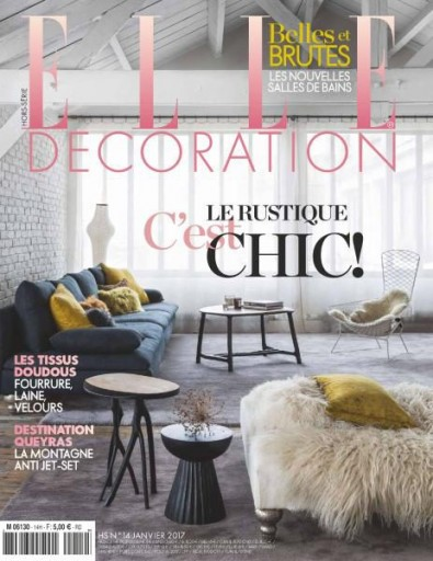 Media Scan for ELLE Decor