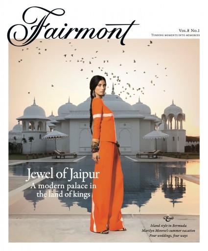 Media Scan for Fairmont Magazine