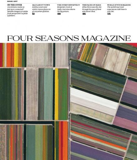 Media Scan for Four Seasons Magazine