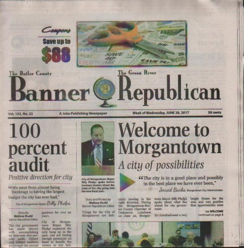 Media Scan for Butler County Banner & Green River Republican