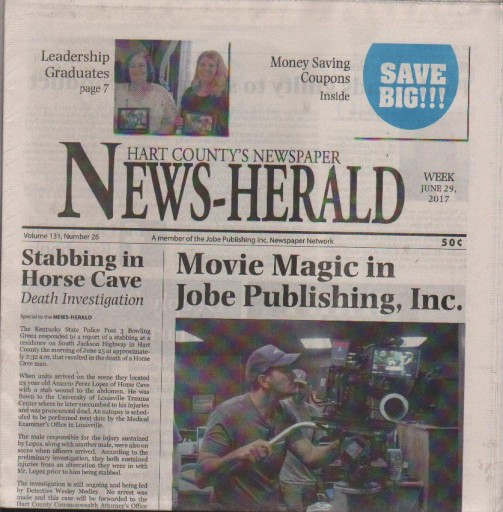 Media Scan for Hart County News-Herald