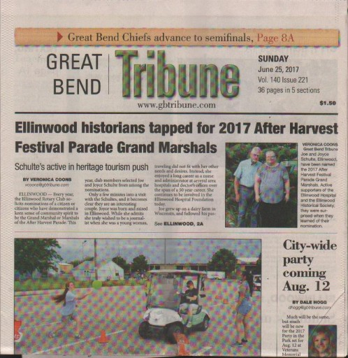 Media Scan for Great Bend Tribune
