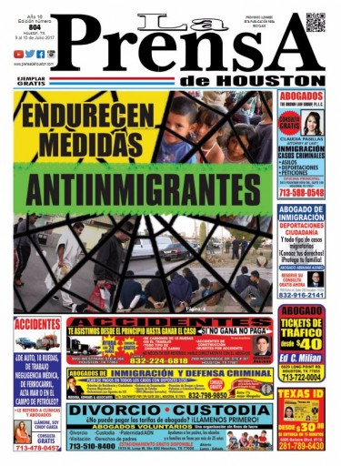 Media Scan for La Prensa de Houston