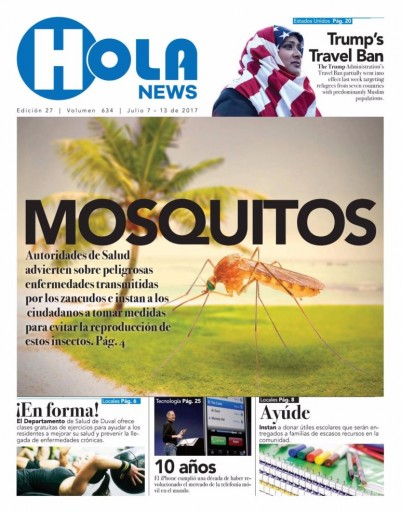 Media Scan for Hola Noticias- Jacksonville FL