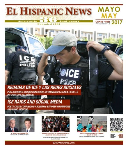 Media Scan for El Hispanic News - Portland