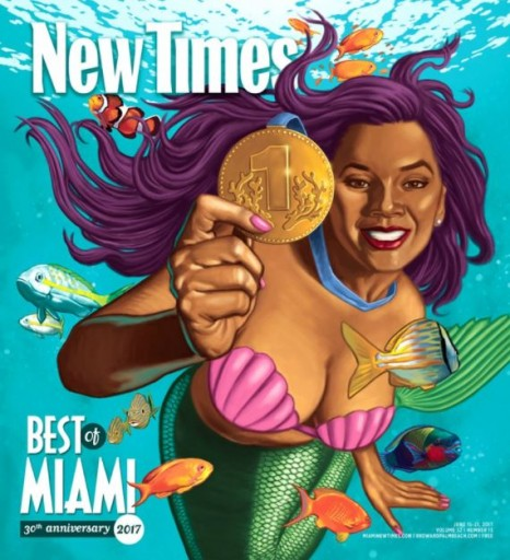 Media Scan for Miami New Times