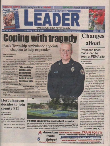 Media Scan for Jefferson County Leader