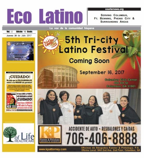 Media Scan for Columbus Courier /Eco Latino