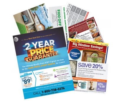 Media Scan for Family Shopper Deals